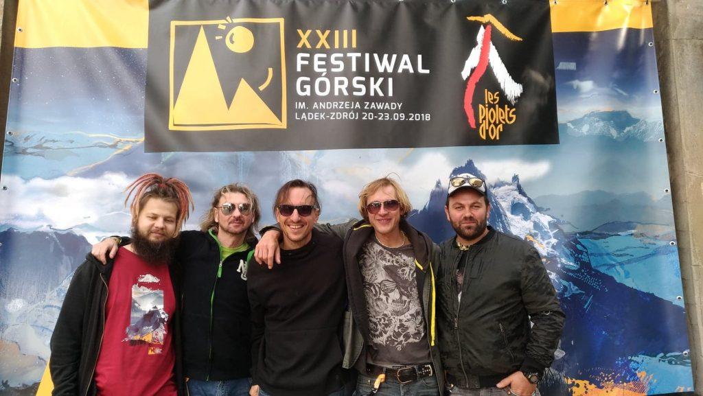 XXIII Festiwal Górski za nami. Danny Boy Experience.